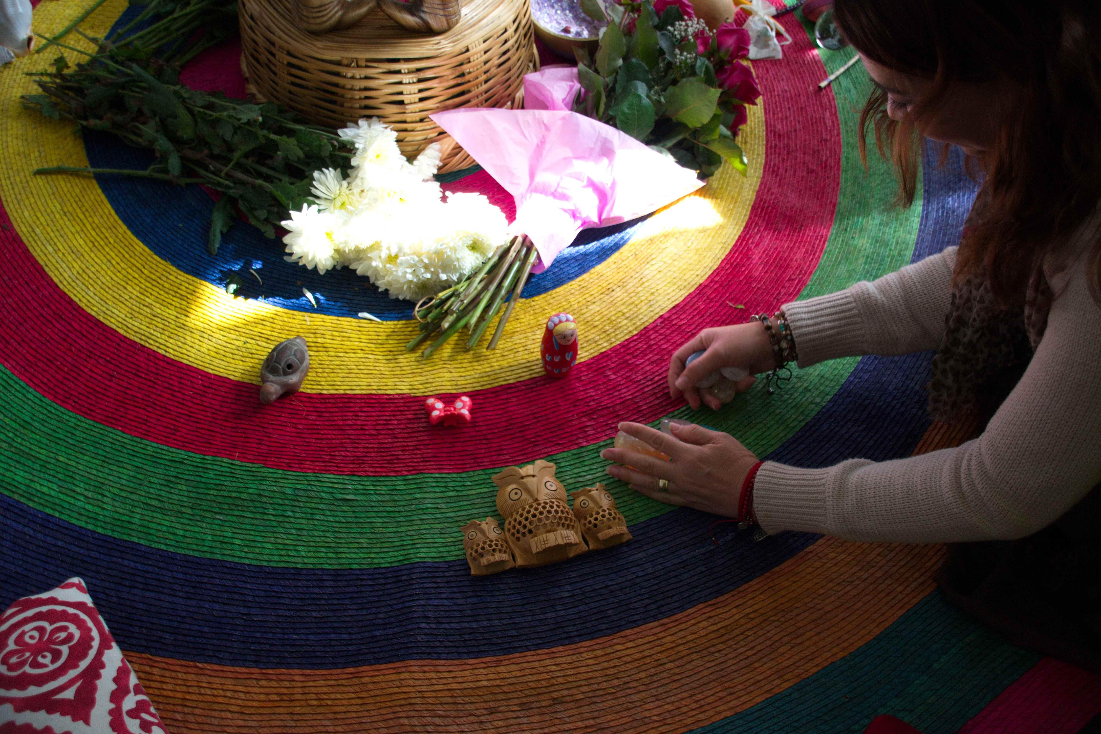 Ritual de Luna Nueva en Tauro.