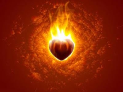 Aquí y ahora… El fuego que soy